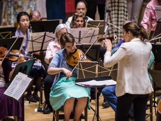 Концерт Refugee Orchestra Project. Фото предоставлено пресс-службой ЧОТ