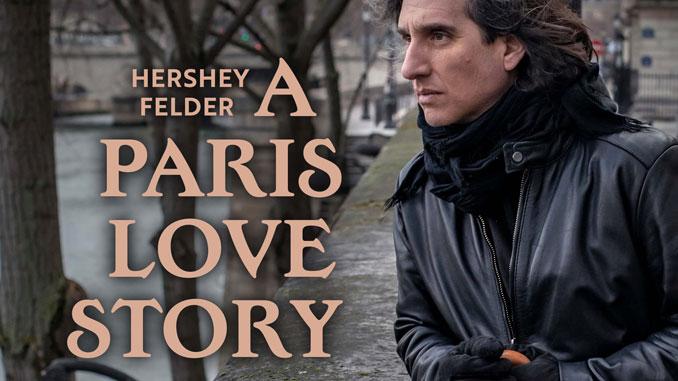 """Постер к спектаклю """"Любовная история в Париже"""". Фото - Goodman Theatre"""