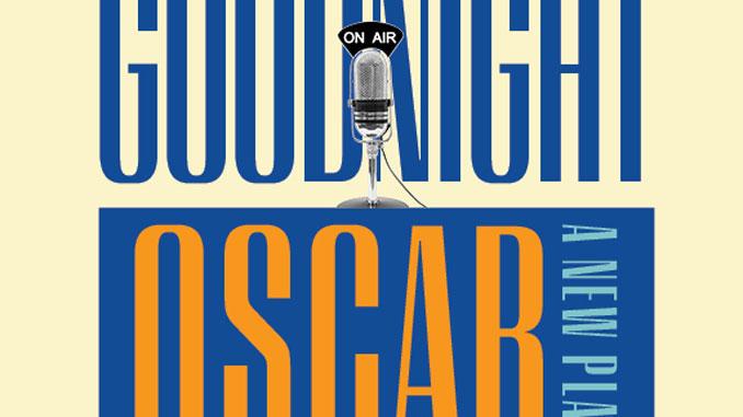 """Постер к спектаклю """"Спокойной ночи, Оскар"""". Фото - Goodman Theatre"""