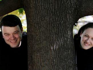 Вадим Глузман и Анжела Иоффе. Фото - Марко Борхреве