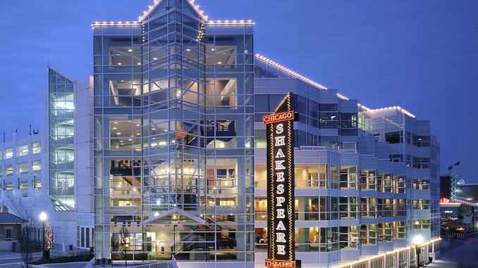 Чикагский шекспировский театр. Фото - Джеймс Стейнкемп