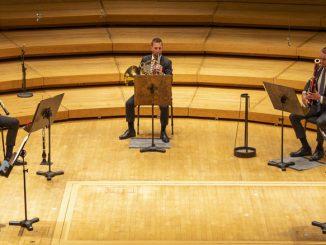 """На концерте серии """"CSO Sessions"""" (1 октября 2020 г.). Фото - Тодд Розенберг"""