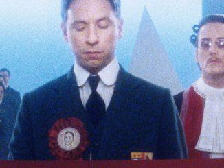 "Кадр из фильма ""Двадцатый век"""