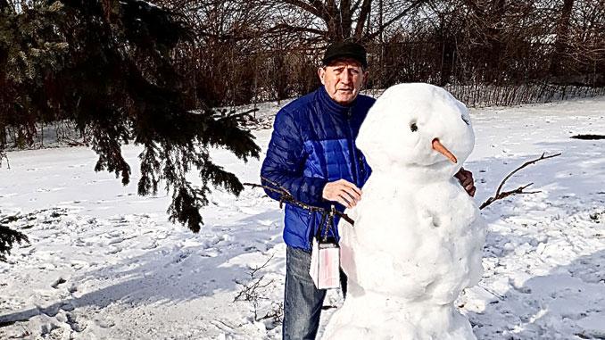 Володя Горенштейн, активный член центра и заслуженный поэт Израиля. Фото: В.Горенштейн