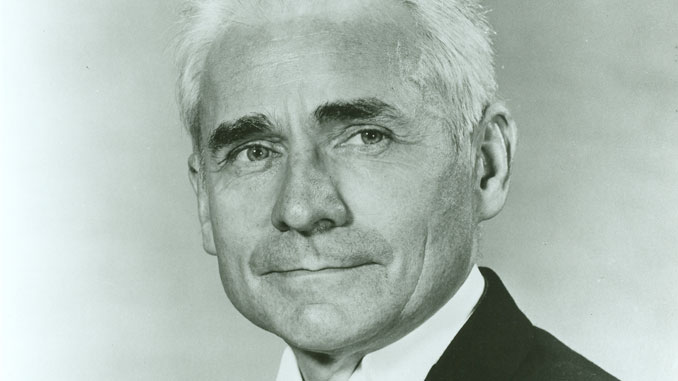 Жан Мартинон. Фото - courtesy of the Rosenthal Archives of the CSO