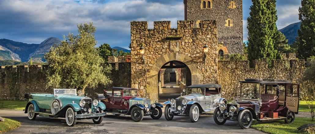 Музей антикварных и классических автомобилей