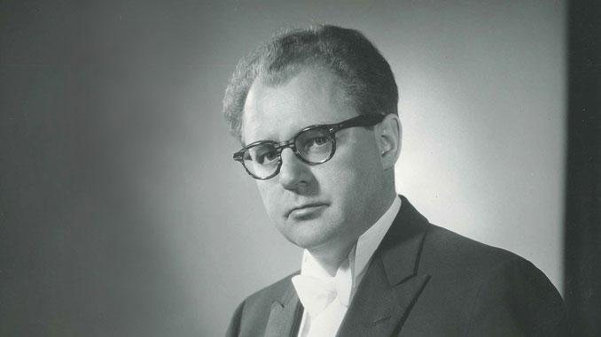 Уолтер Хендл. Фото - Фабиан Бахрак (courtesy of the Rosenthal Archives of the CSO)