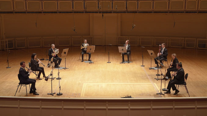 """На серии камерных концертов """"CSO Sessions"""". Фото - Тодд Розенберг"""