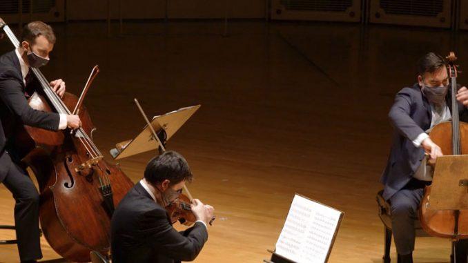 """На серии камерных концертов """"CSO Sessions"""". Эпизод 15. Фото - Тодд Розенберг"""