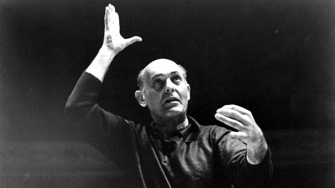Сэр Георг Шолти (1973 год). Фото - Архив Розенталя ЧСО