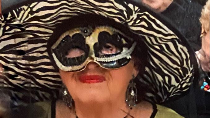 Вика Гуменюк празднует карнавал в Центре Forever Young. Фото: Forever Young