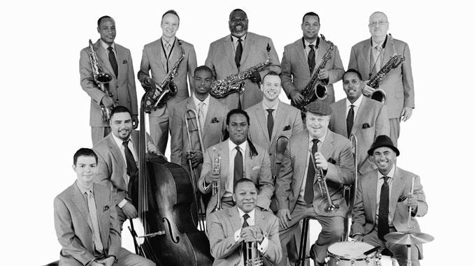Джазовый оркестр Линкольн-центра. Фото - Франк Стюарт