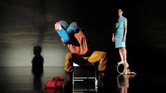 "Сцена из фильма-балета ""The Sky Was Different"". Фото - Тобин Дел Куоре"