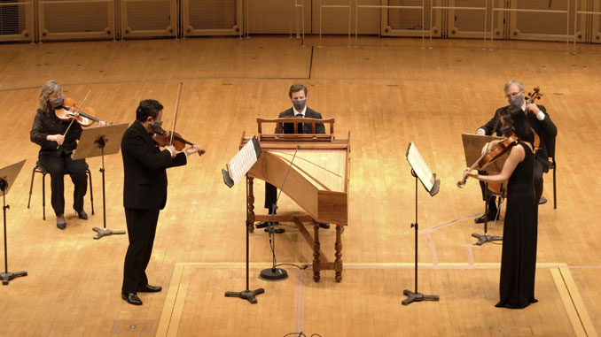 """На серии камерных концертов """"CSO Sessions"""". Эпизод 16. Фото - Тодд Розенберг"""