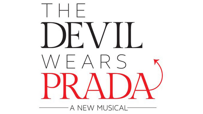 """Постер к мюзиклу """"Дьявол носит Prada"""". Фото - Broadway In Chicago"""