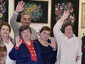 Люди нашего Центра всегда рады гостям.Фото:Forever Young