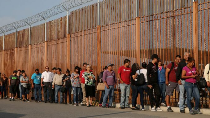 Immigration Wall