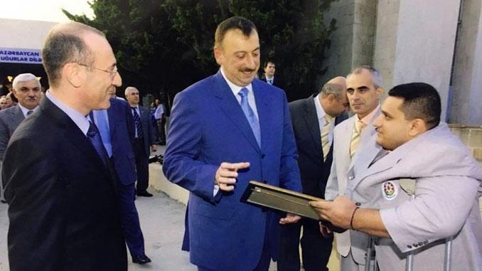 Гюндуз Исмаилов