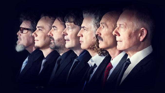 King Crimson. Фото - Ravinia Festival