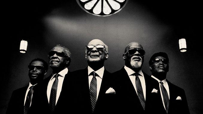 Blind Boys of Alabama. Фото - Джим Херрингтон
