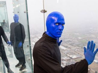 Blue Man Group Chicago. Фото - Кэролайн Талбот
