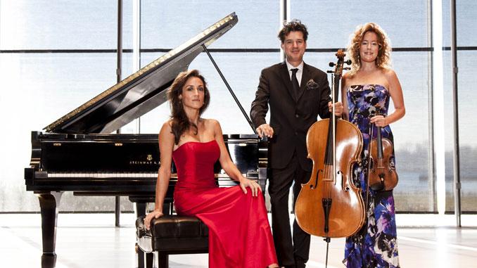 Lincoln Trio. Фото - Ravinia Festival